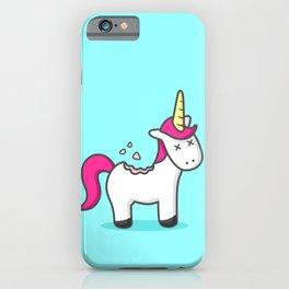 Unicorn Cookie iPhone Case