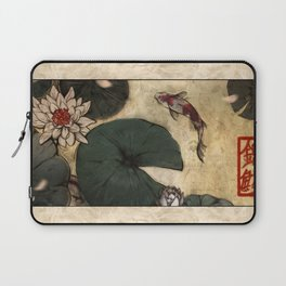 Lotus Laptop Sleeve