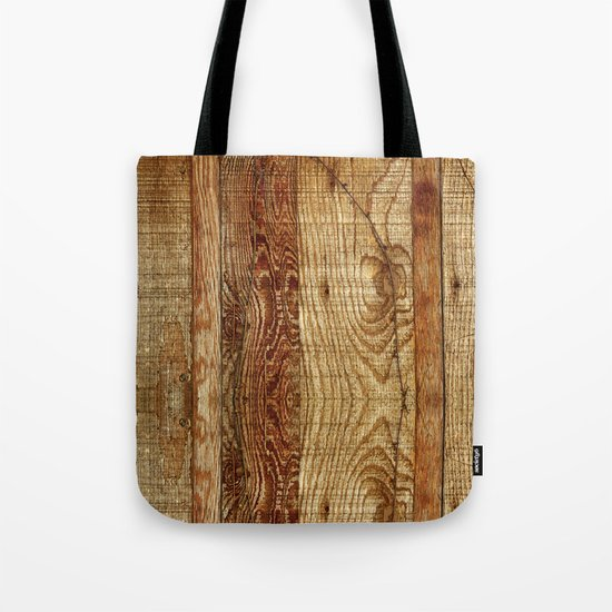 Wood Photography Tote Bag