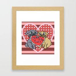 We Love You Framed Art Print