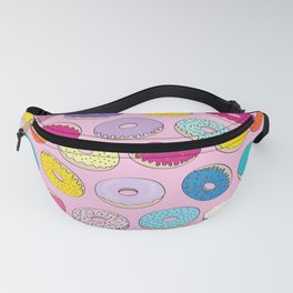 Donuts Pink Dreams Fanny Pack