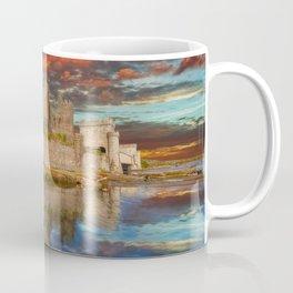 Conwy Castle Sunset Coffee Mug
