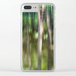 Ichetuknee Springs Clear iPhone Case