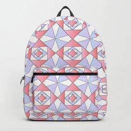 symetric patterns 71 -mandala,geometric,rosace,harmony,star,symmetry Backpack