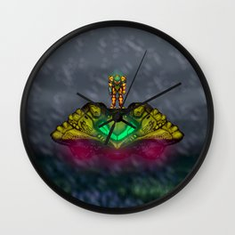 Bounty Hunter (alt.) Wall Clock