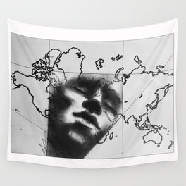 Introspection (Awakening Voyages) Wall Tapestry
