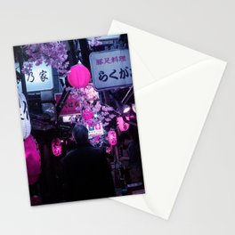Tokyo Nights / Memory Lane / Liam Wong Stationery Cards