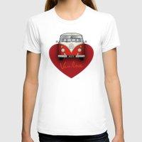 van T-shirts featuring Van Love by RubyRed