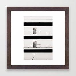 Doors To Nowhere Framed Art Print