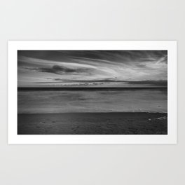 Calming Seas Art Print