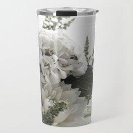 for the love of flowers 1 Travel Mug
