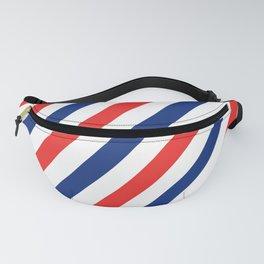 Barber Stripes Fanny Pack