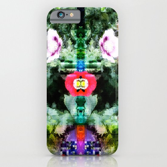Poppy 2 iPhone & iPod Case