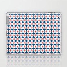 Beach Floral Laptop & iPad Skin
