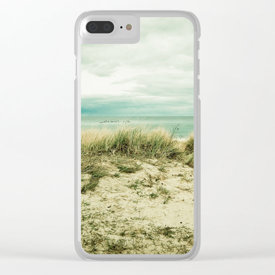 Tuesday Afternoon Clear iPhone Case