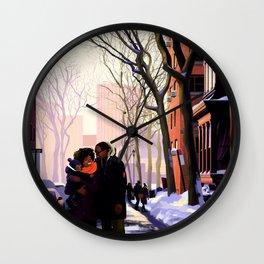 Family day Wall Clock