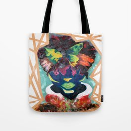 Buttered Anatomy Tote Bag