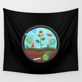 soil Wall Tapestry