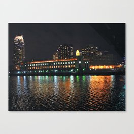 Downtown Minneapolis  Canvas Print