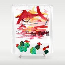 PHX Shower Curtain