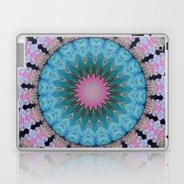 Leafy Mandala Laptop & iPad Skin