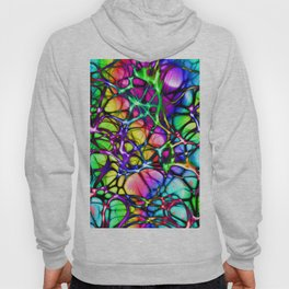 Color Network Hoody