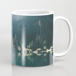 Blue Lake Coffee Mug