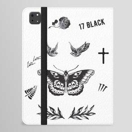 Harry's Tattoos Two iPad Folio Case