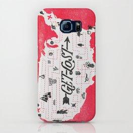 Get Lost iPhone Case
