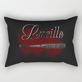 Bloodthirsty Luccile Rectangular Pillow