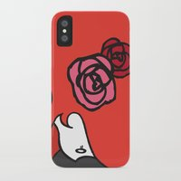 ruby iPhone & iPod Cases featuring Ruby by Sophy Henn