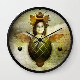 Mothe Wall Clock
