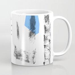 Abstract geometry composition Coffee Mug