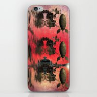 steampunk iPhone & iPod Skins featuring Steampunk by Shalisa Photography