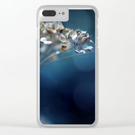 Let the Mind flow. Clear iPhone Case