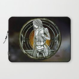 """Astrological Mechanism - Virgo"" Laptop Sleeve"