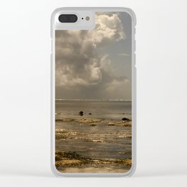 So gold - anger&power Clear iPhone Case