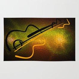 Guitar M-o-L Rug
