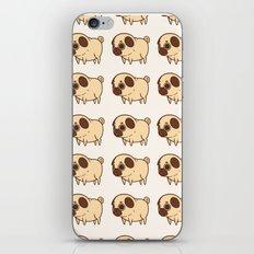 Dog pattern 2232 iPhone & iPod Skin