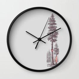 Granny's Hobby Wall Clock