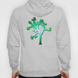 Joshua Tree Verdant by CREYES Hoody