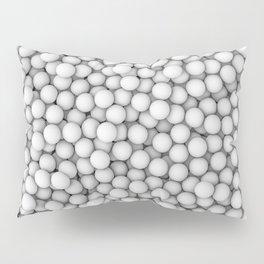 Golf balls Pillow Sham