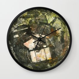Another world Wall Clock