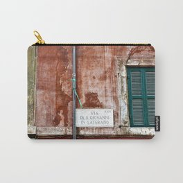 The Eternal City Sound Carry-All Pouch