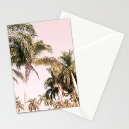 Floridian Palm Tree Vibes #2 #tropical #wall #decor #art #society6 Stationery Cards