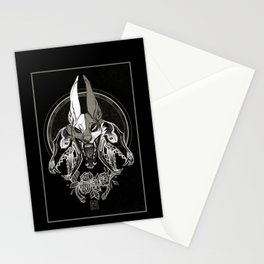 Malediction Stationery Cards