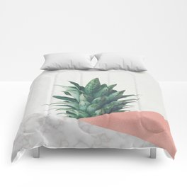 Pineapple Dip VI Comforters