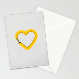 Love to draw Stationery Cards
