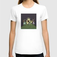 kindle T-shirts featuring Fairy Dance by Richard Fay