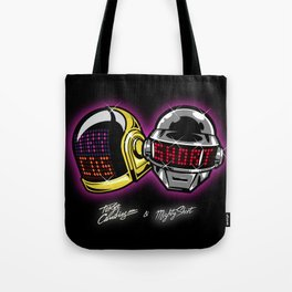 The helmets Tote Bag